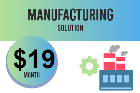 Odoo Manufacturing Solution